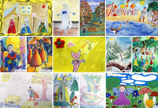 Детская галерея: поздравляем победителей!!!