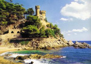Испания. Крепость