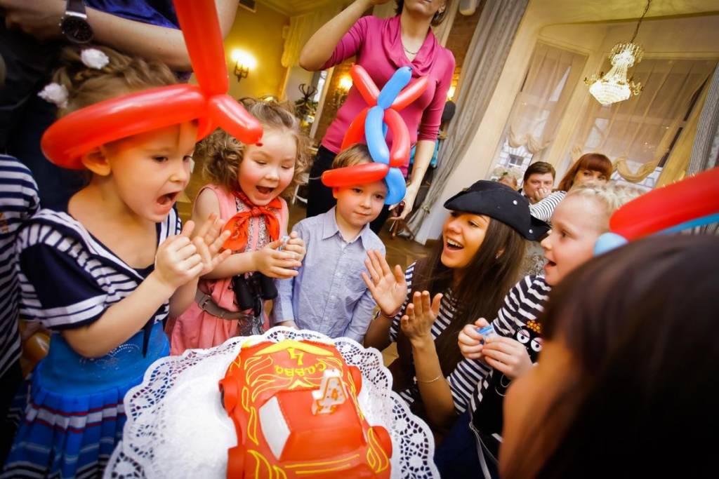 Правильная организация детского праздника — незабываемые впечатления